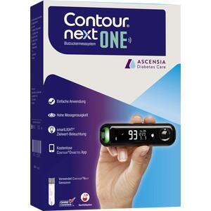 CONTOUR Next One Set Blutzuckermessgerät mg/dl