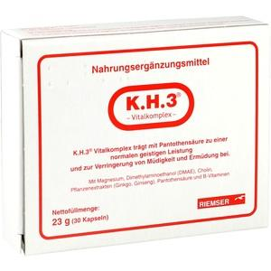 K.H.3 Vitalkomplex Kapseln