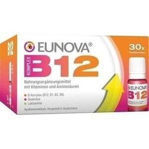EUNOVA B12 Komplex Trinkfläschchen