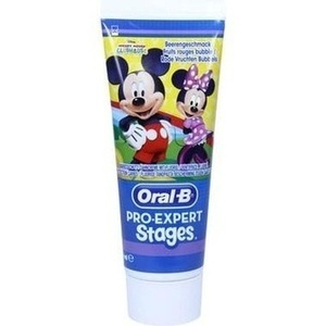 ORAL B Stages Kinderzahncreme Mickey Mouse
