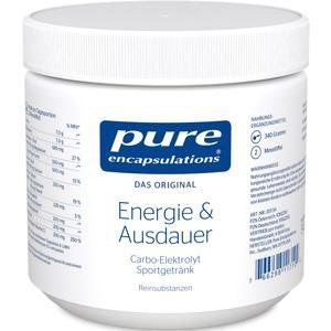 PURE ENCAPSULATIONS Energie & Ausdauer Pulver
