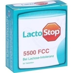 LactoStop® 5.500 FCC Tabletten Klickspender