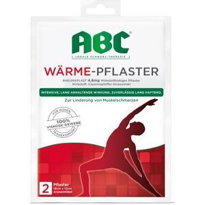 ABC Wärme-Pflaster 4,8 mg