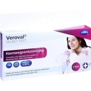 VEROVAL Harnwegsentzündung Selbsttest