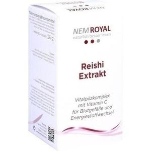Abbildung von Nem Royal Reishi Extrakt  Kapseln