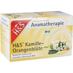 H&S Bio Kamille-Orangenblüte Aromather.Filterbeut.