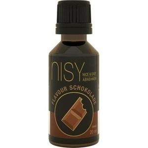 NISY Flavour Tafelsüße Schokolade Tropfflasche