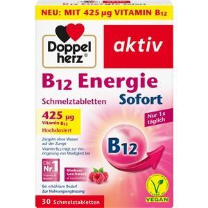Abbildung von Doppelherz B12 Energie Sofort  Smt