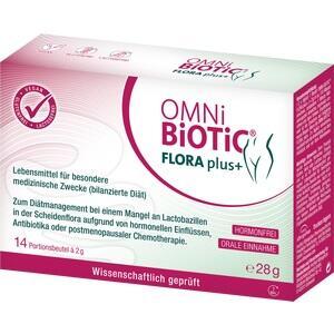 OMNI BiOTiC Flora plus+, 14x2g
