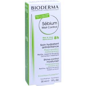 BIODERMA Sebium Mat Control mattierend.Fluid 30 ml