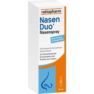 NASENDUO® Nasenspray, 10ml
