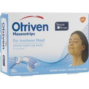 OTRIVEN Besser Atmen Nasenstrips normal transp.