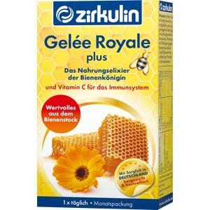 ZIRKULIN Gelee Royale plus Kapseln