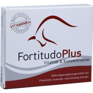 FORTITUDO Plus Tabletten