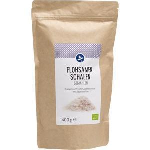 FLOHSAMENSCHALEN gemahlen Bio Pulver