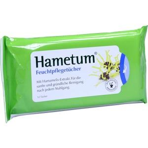HAMETUM Feuchtpflegetücher m.Hamamelis