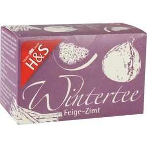 H&S Wintertee Feige-Zimt Filterbeutel