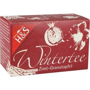 H&S Wintertee Zimt-Granatapfel Filterbeutel