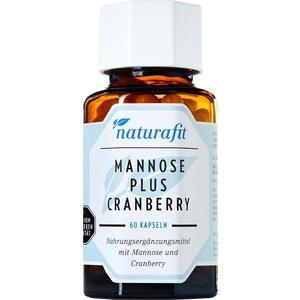 NATURAFIT Mannose plus Cranberry Kapseln