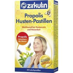 ZIRKULIN Propolis Husten-Pastillen
