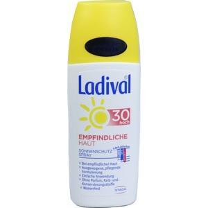 LADIVAL empfindliche Haut Spray LSF 30
