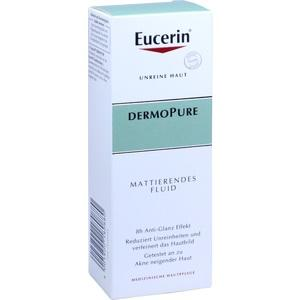 EUCERIN DermoPure mattierendes Fluid