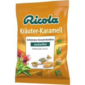 RICOLA o.Z.Beutel Kräuter-Karamell Bonbons