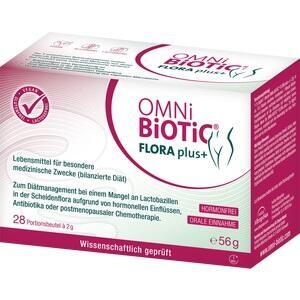 OMNI BiOTiC Flora plus+, 28x2g