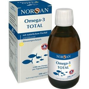 NORSAN Omega-3 Total flüssig