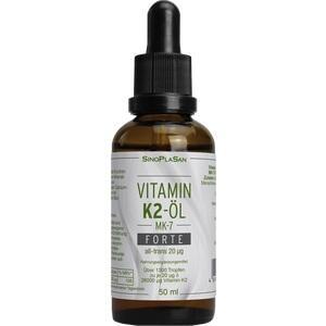 VITAMIN K2-ÖL MK7 FORTE all-trans 20 μg