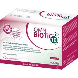 OMNI BiOTiC 10 Pulver, 40x5g