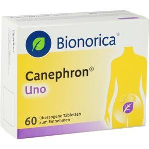 CANEPHRON Uno überzogene Tabletten