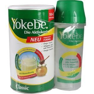 YOKEBE Classic NF Pulver Starterpaket