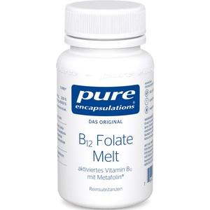 PURE ENCAPSULATIONS B12 Folate melt Lutschtabl.