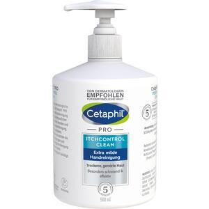 CETAPHIL Pro Itch Control Clean Handreinigung Cr.