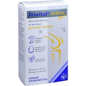 TRIVITAL arthro pur f.gesunde Gelenke Kapseln