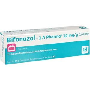 BIFONAZOL-1A Pharma 10 mg/g Creme