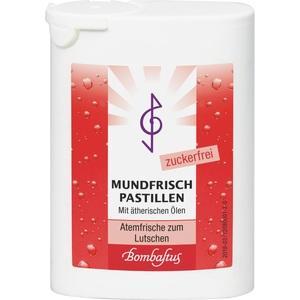 MUNDFRISCH Pastillen zuckerfrei