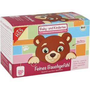 H&S Bio Baby- u.Kindertee Feines Bauchgefühl Fbtl.