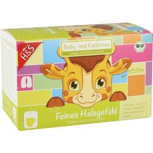 H&S Bio Baby- u.Kindertee Feines Halsgefühl Fbtl.