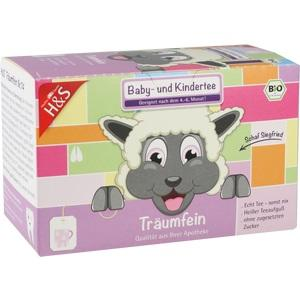 H&S Bio Baby- u.Kindertee Träumfein Filterbeutel