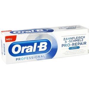 ORAL B Professional Zahnfleisch & -schmelz Zahncr.
