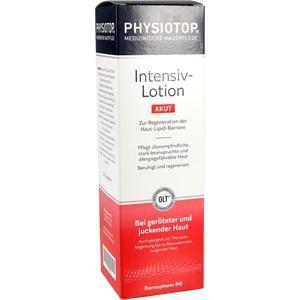 PHYSIOTOP Akut Intensiv-Lotion