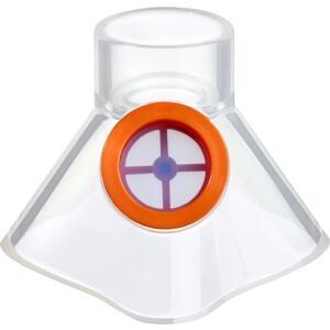 APONORM Inhalator Silikon-Maske Gr.S orange