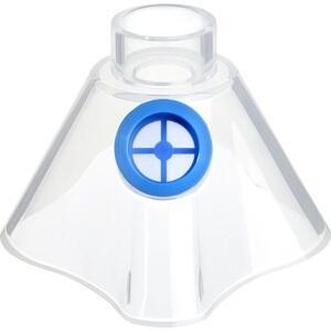 APONORM Inhalator Silikon-Maske Gr.L blau