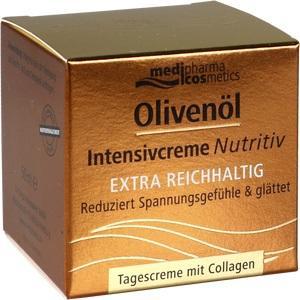 OLIVENÖL INTENSIVCREME Nutritiv Tagescreme
