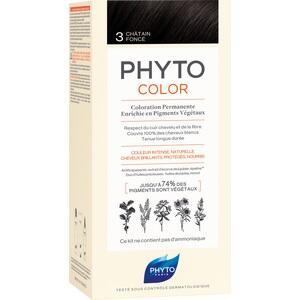 PHYTOCOLOR 3 dunkelbraun ohne Ammoniak