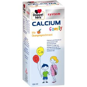 DOPPELHERZ Calcium family system flüssig