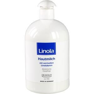 LINOLA Hautmilch Spender