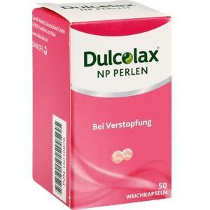 Dulcolax® NP Perlen, 50 Weichkapseln